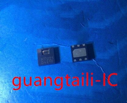 10PCS HTU21D HTU21 DFN-6 Temperature And Humidity Sensor New Original Parts