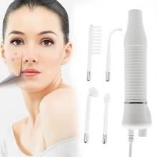 Ultrasonic Wand Glass Tube High Frequency Bactericidal Tag Spot Acne R