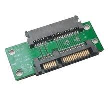 22 Pin 7+15 Pin Male Plug to SATA 22Pin Female Jack Convertor M/F Adapter SAS SN