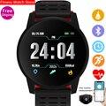 Новинка  умные часы KY108  IP67  водонепроницаемые  пульсометр  кровяное давление  фитнес-трекер  умные часы  gps  спортивные часы  Android Ios