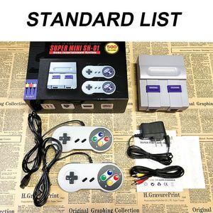 Image 2 - 1Set Super Mini 8Bit Spiel Konsole Retro Handheld Gaming Player mit 500 Spiele