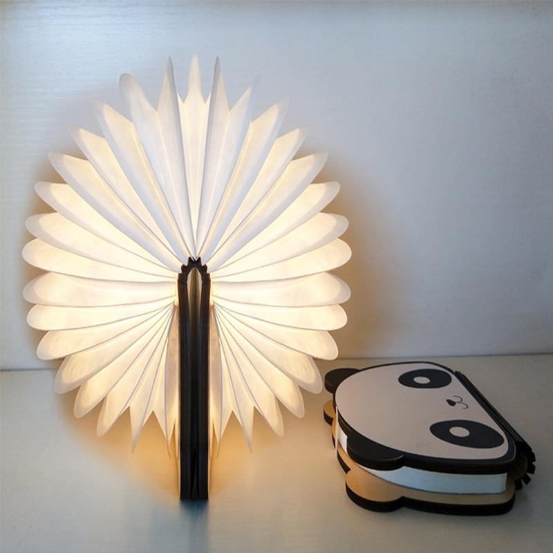 Utorch креативный складной светодиодный светильник с зарядкой от usb