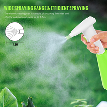 Can-Spray-Bottle Watering-Can Sprayer-Watering-Spraying-Sprinkling Electric Garden Rechargeable