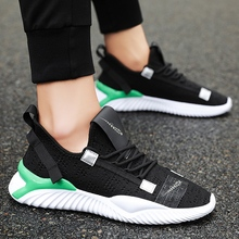 2020 Shoes for Men Breathable Air Mesh Sneakers Brand
