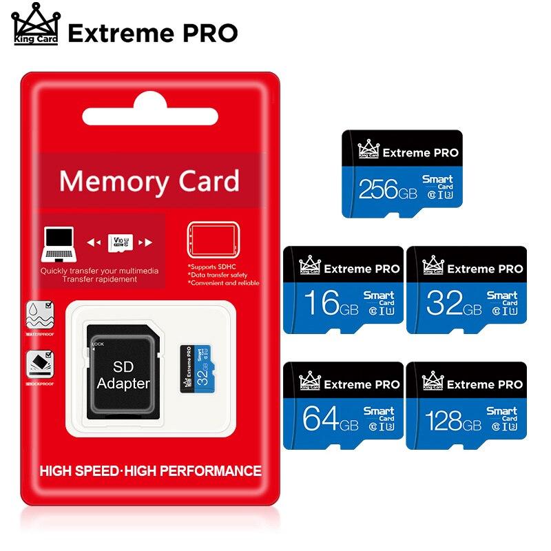 Карта памяти Micro sd 16 ГБ 32 ГБ 64 ГБ 4 ГБ 8 ГБ SDXC SDHC Micro sd карта 128 Гб карта памяти для телефона с бесплатным подарком