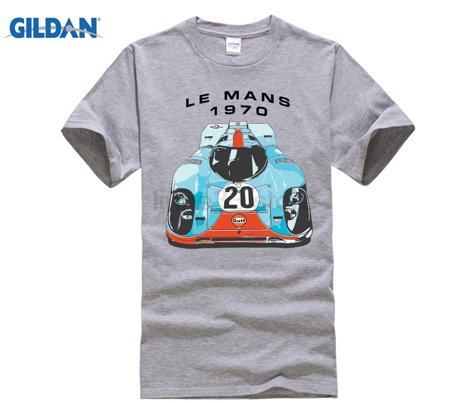 Le Mans T-Shirt Newest 2019 Summer Men T-Shirt Fashion Casual Short Sleeve Top O Neck Cotton Tees Tops Cotton Tee Shirt Present