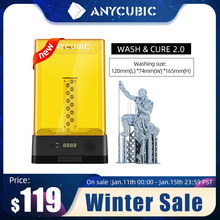Cure-Machine 3d-Printer ANYCUBIC Impresora Wash Uv-Resin-Curing New And for Models Stampante