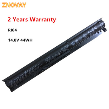 14.8V 44WH RI04 Laptop Battery for HP Probook 450 455 470 G3 G4 for ENVY 15 15-q001tx 805047-851 805294-001 HSTNN-DB7B Notebook image
