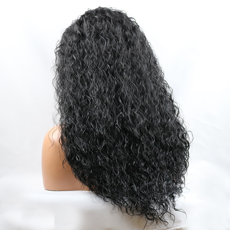 curly  wig lace front