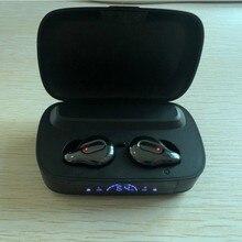 Cuffie Bluetooth TWS5.0 cuffie sportive cuffie Wireless con microfono cuffie impermeabili cuffie da gioco riduzione