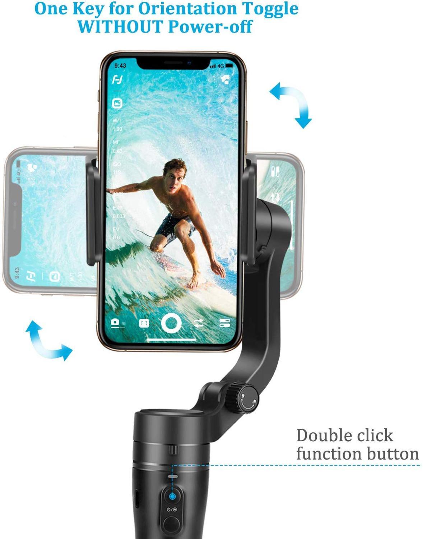 Top SaleGimbal-Stabilizer Vimble Action-Camera Pocket Smartphone Feiyu Samsung 2-3-Axis Vlog