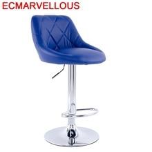 Stoelen Banqueta Todos Tipos Industriel Stoel Sandalyeler Ikayaa 가죽 Tabouret 현대 Cadeira 의자 현대 바 의자