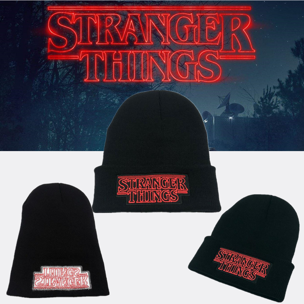 Stranger Things Movie Cosplay Knit Cap Unisex Cosplay Hats