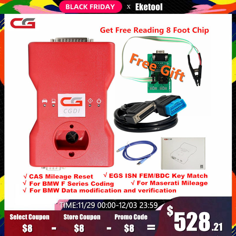 New Original CGDI Prog For BMW MSV80 FEM/EDC Function Power 3 IN 1 Function  Auto Key Programmer + Diagnosis Tool+ IMMO Security-in Auto Key Programmers from Automobiles & Motorcycles on