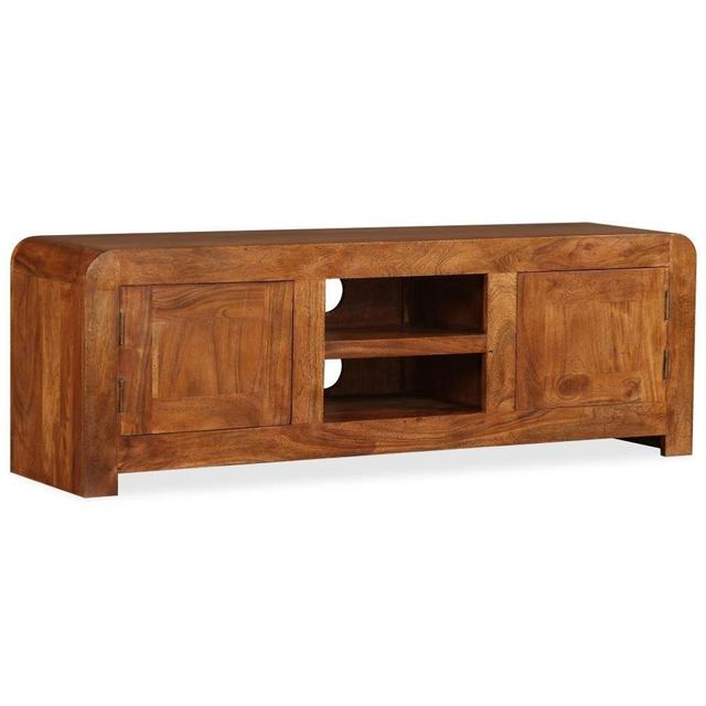 Solid Wood TV Cabinet  6