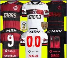 20 21 camisa de flamengo gabriel b. Guerrero de arrascaeta b. Henrique e. ribeiro diego gerson novo 2022 adulto camisa frete grátis