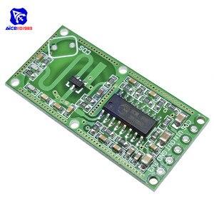 Image 5 - 5 шт./Лот, микроволновый датчик обнаружения человека, 3,3 В