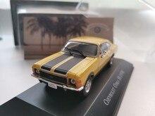 I xo 1:43 chevrolet opala ss 1976 modelo de liga carro diecast metal brinquedos presente aniversário para crianças menino