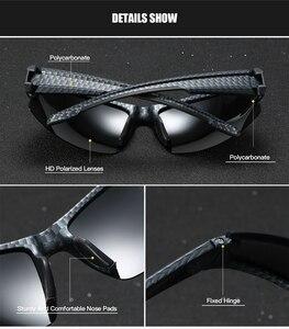 Image 4 - RoyalHot Men Women Polarized Diamond Grid Frame Sports Sunglasses Vintage Sun Glasses Retro Eyewear Shades Oculos Male 900177