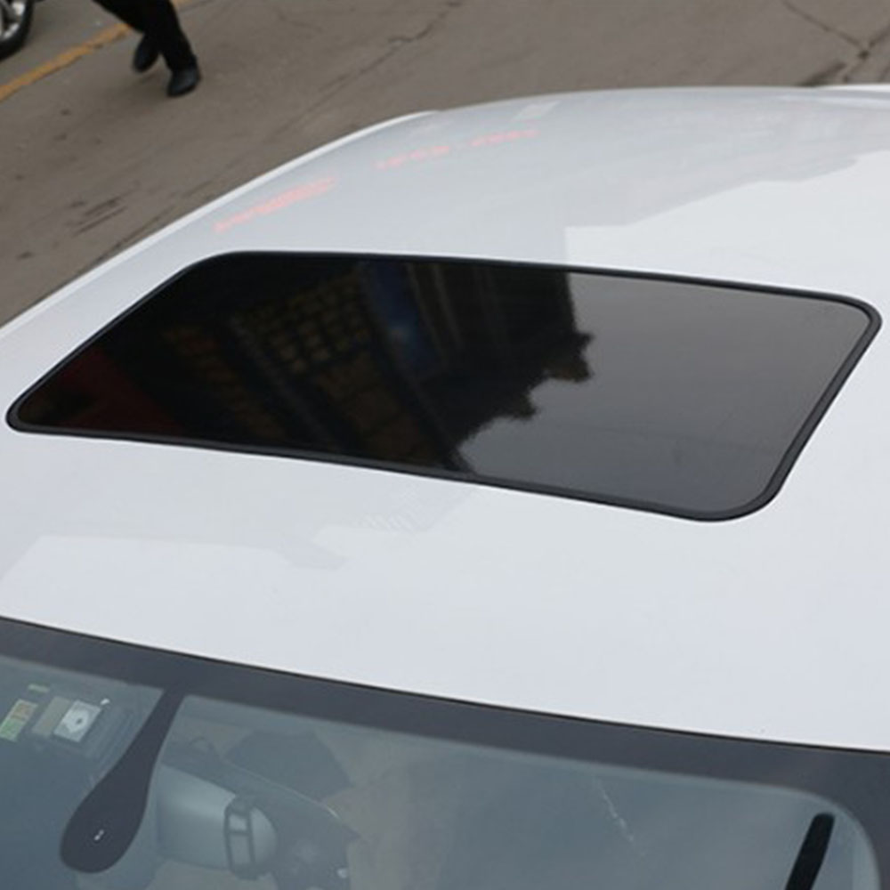Auto Simulation Panoramic Sunroof Car Sticker PVC Personalized Stickers Waterproof Exterior Accessories