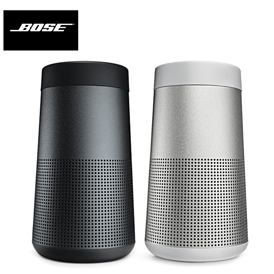 Bose SoundLink Revolve Bluetooth Speaker Portable Wireless BT Speaker Mini BOSE Deep Bass Sound Handsfree with Speakerphone image