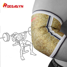ROEGADYN Men Muscle 5mm Neoprene Elbow protector Sleeve Support for Weightlifting Elbow Brace,Gym Power Support