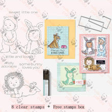 baby Metal Cutting Dies and Stamps Stencils for DIY Scrapbooking/photo album Decorative Embossing DIY Paper Cards