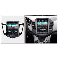 CHOGATH 10,4 ''Android 7,1 вертикальный экран 2 + 32G Автомобильный Радио gps Мультимедиа Стерео для Chevrolet Cruze 2008 2012 с картами, canbus