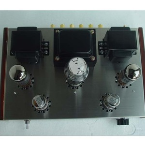 Image 3 - 2019 Nobsound Manufacturers Selling Special Offer 5Z3P+6N9P+EL34 B Mounted Tube Audio Amplifier Single End Power Handle 13W+13W