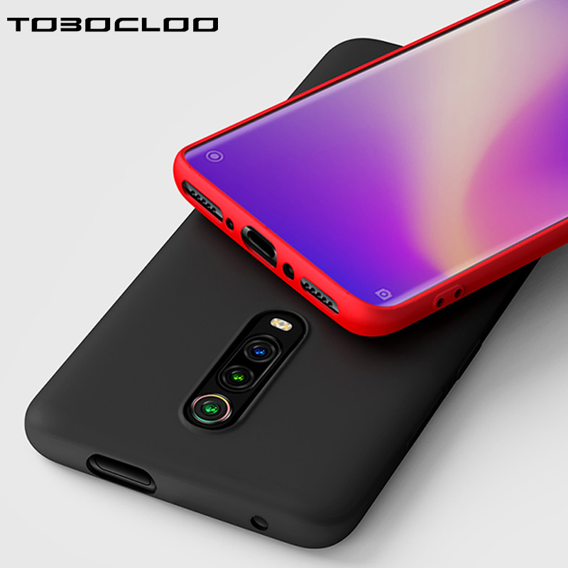 Case For XiaoMi RedMi K20 K 20 7 Note 7 Pro 7A Mi 9T Mi9T Pro Mi 9 SE A3 Fashion Case Liquid Silicone TPU Soft Cover Shockproof(China)