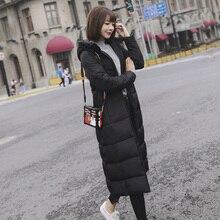 Winter Jacke Frauen frauen Mit Kapuze Warme Parkas Frauen Kleidung Mantel Neue Kollektion Heißer 2020 Hight Qualität Weibliche Lange Dünne starke