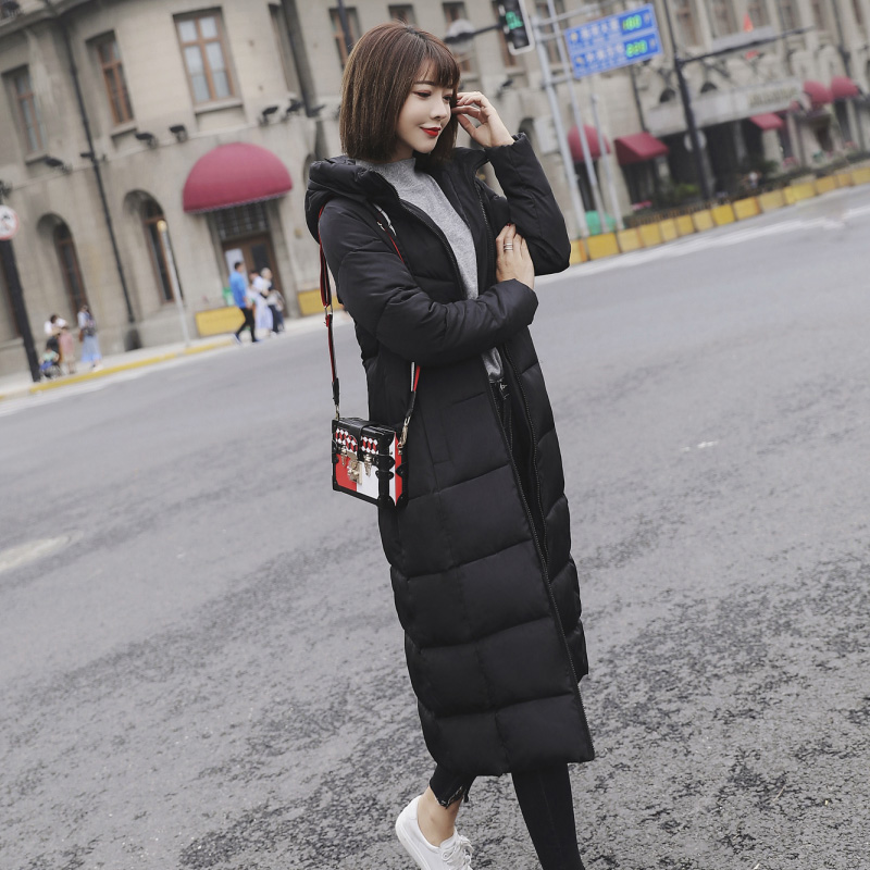 Winter jacket women Women's Hooded Warm   Parkas   women clothing Coat Hight Quality Female New Winter Collection Hot 2019