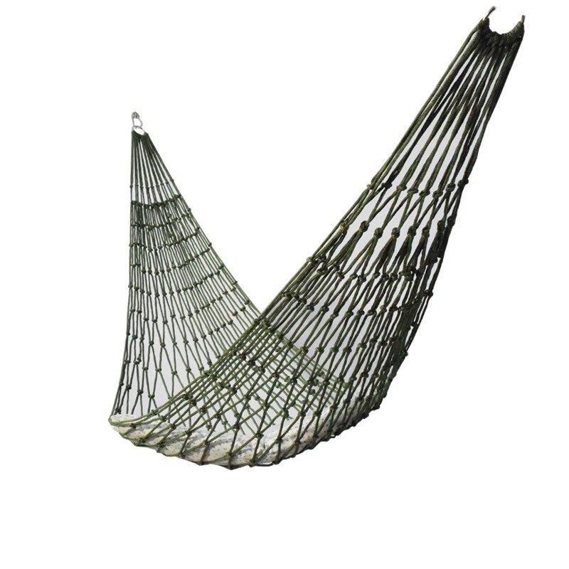 Nylon Rope Outdoor Net Hammock Indoor Net Pocket Adult Thick Net