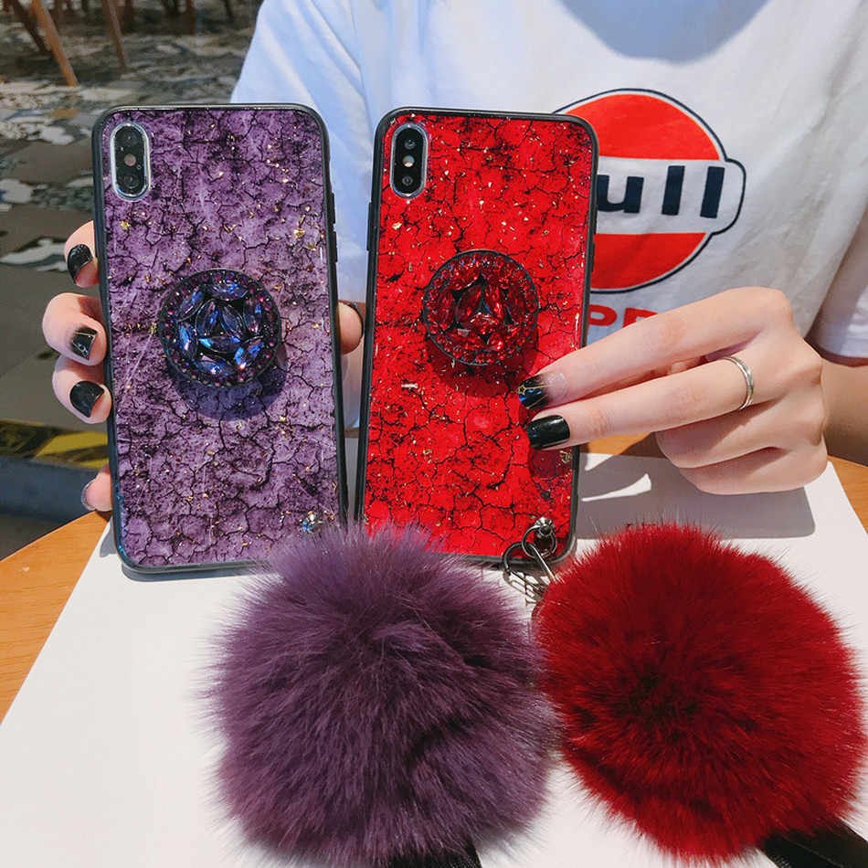 Phone Case For Huawei P20 Lite Case Luxury Marble Glitter Cover For Huawei Mate 20 P30 Lite P20 p30 Pro Honor 9x 9x Pro P30 Case
