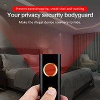 Cámara oculta Anti-espía, Detector de insectos, Wifi, minicámara espía, rastreador GPS GSM