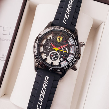 FERRARI WORLD Top Quality Men's Business Watches Fashion Watches Luxury Sports Tide Brand Men Women Couple Watches