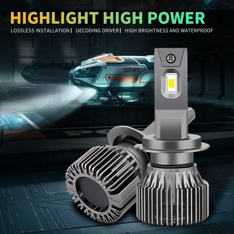 2x автомобильная светодиодная лампа для фары Противотуманные фары лампы H11 9006 HB4 9005 HB3 H4 H7 H8 H1 для kia sportage 4 cerato sorento picanto Оптима семян