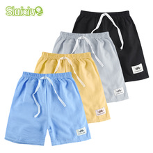 Children Boys Shorts  Boys Beach Pants Shorts hildren Summer Cute Shorts Underpants  Kids Clothing For 3-10 Years Old Kids Pants