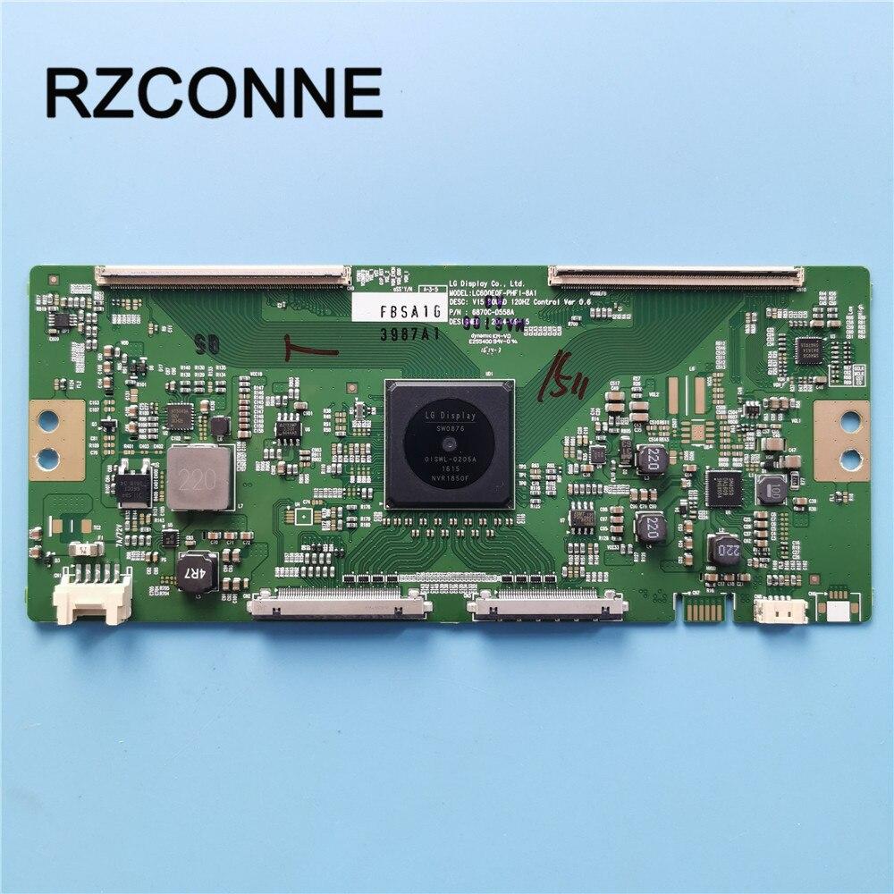 Płyta t-con dla LC600EQF-PHF18A1 6870C-0558A 120HZ 4K