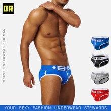 CMENIN Sexy Men Underwear New Men's Briefs men Casual Shorts Cotton Underpants Sexy Briefs Country Style Slip gay Panties BS73