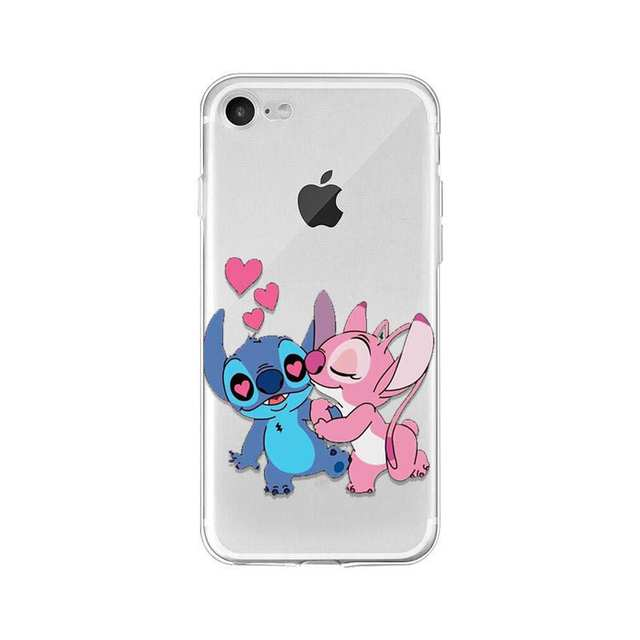 Funda Oficial Lilo y Stitch surf iPhone X
