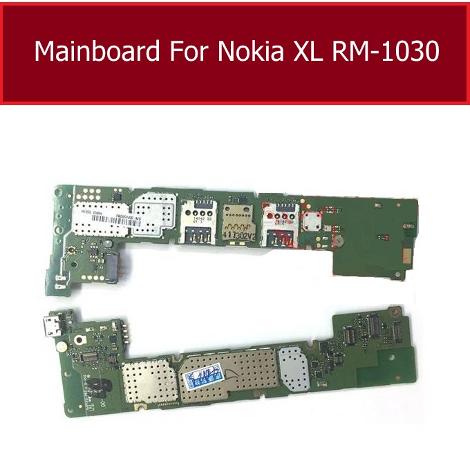 Unlocked Mainboard Motherboard Flex Circuits Cable FPC For Nokia XL RM-1030 Mainboard Motherboard Flex Cable Replacement Parts