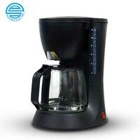 110 V/220 V cafetera por goteo marino cafetera de vidrio taza de café máquina de té cafetera eléctrica cafetera electrica|Cafeteras| |  -
