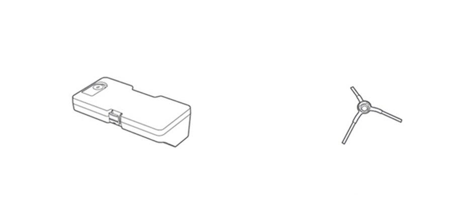 H1d6c2cbcc6444044bb55da5f8ac75c35m Xiaomi Robot Vacuum Cleaner STYTJ02YM Sweeping Mopping Floor Smart Planned LDS+WiFi Mijia App 2100Pa S50