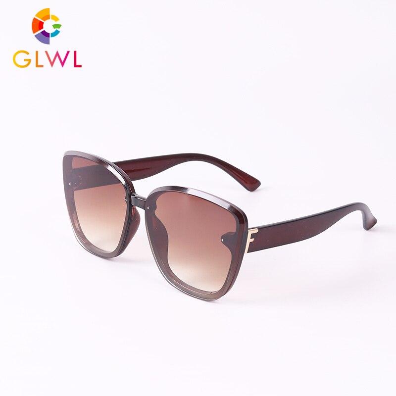 Vintage Sunglasses Women 2020 Ladies Shades Fashion Luxury Brand Sun Glasses Classic Female Eyewear Woman Black Mirrors Girls