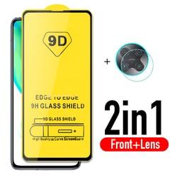На Алиэкспресс купить стекло для смартфона 2in1 9d protective glass for xiaomi poco f2 pro camera lens screen protector on xiomi xaomi mi poco f 2 f2 pro tremp glas film
