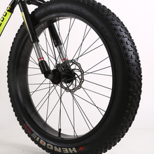 Bicicleta gorda exterior do tubo 20/24/26*4.0 da bicicleta do pneu gordo para a neve praia pneu butil borracha bicicleta tubo pneu schrader válvula