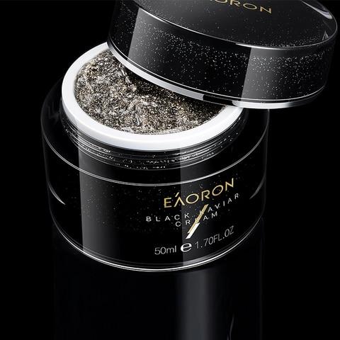 australia eaoron preto kaviar creme para a pele nutritivo aperto levantamento endurecimento minimizar manchas escuras