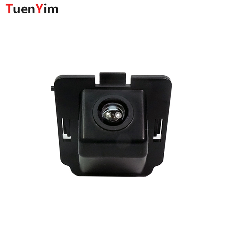 Night Vision Car Rear View Camera Parking Kit For Mitsubishi Outlander XL Citroen C-Crosser Peugeot 4007
