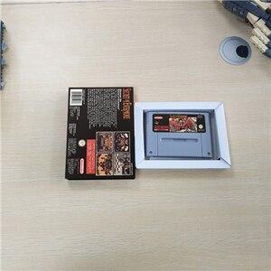 Image 2 - Secret de Evermore   EUR Version RPG carte de jeu batterie économiser avec boîte de vente au détail